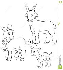 Small Picture Goat Coloring Book Coloring Coloring Pages
