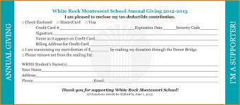 Donation Card Template donation card template Ninjaturtletechrepairsco 1