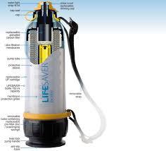 water purifier bottle. Lifesaver Bottle Water Purifier D
