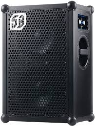 Loudest Subwoofer Box Design Soundboks 2 The Loudest Wireless Bluetooth Speaker Includes Batteryboks Black