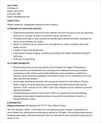 music industry resume objective for resumes teachers resume 34 it resume in word premium templates music industry resume
