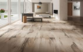 Contemporary Floor Tile Living Room Sophisticated Livining Room Brown White Floor Tile