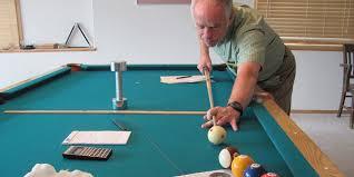 life size pool table bob jewetts double life berkeley engineering