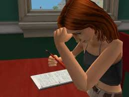 How to help child with homework sims   Super Cheats