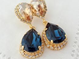 full size of navy blue champagne earringschandelier earringsnavy darkdelier shades crystal earrings lamp shade aqua mini