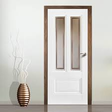 interior wood door with frosted glass panel 100 best internal white glass doors images on