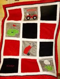 Quilted Golf Wallhanging $42.00 from Picsity.com | Quilting ... & Appliqued Golf Baby Blanket Minky Love To by tlcblanketsandthings, $85.00 Adamdwight.com