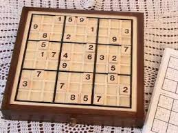 Wooden Sudoku Game Board Deluxe Wooden Sudoku Game Board 100 YouTube 1