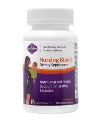 <b>Milkies Nursing Blend</b> Breastfeeding Supplement