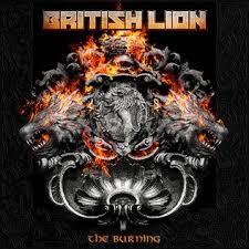 The Burning (<b>British Lion</b> album) - Wikipedia