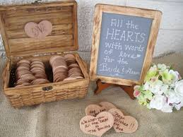 5 quirky alternatives to traditional wedding guest books