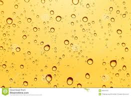 Gold Water Drop Background Stock Photo Image Of Texture Splash