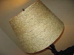 diy cord lampshade ideas