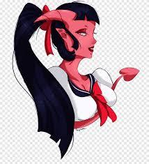 Seni Iblis Iblis, iblis, Makhluk legendaris, kartun png | PNGEgg
