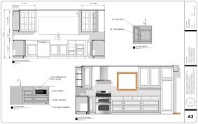 sketchup to layout kitchen plan examplesketchup to layout kitchen elevation example