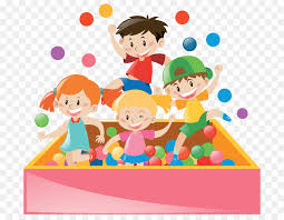 Indoor Play Area Cartoon Png Playground Child Clipart