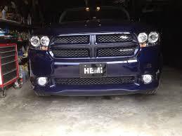 New Dodge and R/T Emblems on Grill - DodgeForum.com