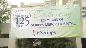 th anniversary of scripps mercy hospital 125th anniversary of scripps mercy hospital