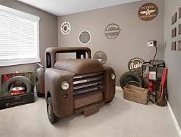 vintage truck wall decor home decorating ideas