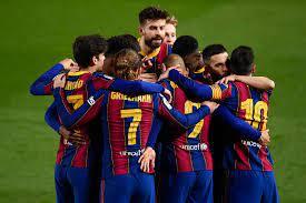 FC Barcelona nach Sieg über Sevilla im Pokalfinale in Spanien