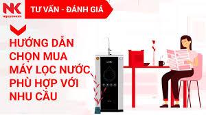 Hướng dẫn chọn mua máy lọc nước phù hợp với nhu cầu   Nguyễn Kim -  Collectif-du-chambon
