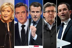 """Résultat de recherche d'images pour """"candidats présidentielles 2017"""""""