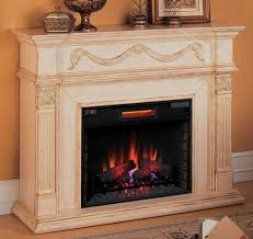 Fireplace U0026 Mantel Packages Youu0027ll Love  WayfairInfrared Fireplace Heater