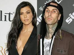 Kourtney Kardashian und Travis Barker ...