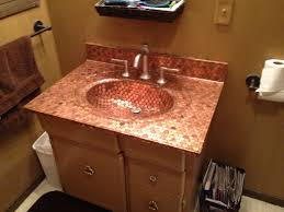 copper bathroom fixtures. Copper Penny Bathroom Sink, Priceless! Fixtures P