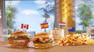 See The International Menu Items Coming To Us Mcdonalds