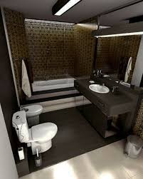 toilet interior design ideas. brown bathroom design ideas for cozy homes toilet interior