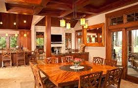 Custom door hardware and furniture in Washington state home — Martin Pierce