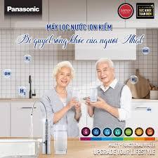Máy Lọc Nước Điện Giải Panasonic - Máy Lọc Nước Phương Nam