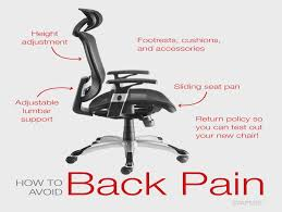 back pain chairs. Office Chairs For Back Pain   Staples Canada People With Problems E