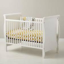 land of nod furniture. Image Is Loading Land-of-Nod-Sleigh-Crib-White-Free-Mattress- Land Of Nod Furniture