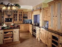 Delighful Custom Country Kitchen Cabinets English Style Kitchens Cabinet Ideas In Impressive