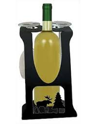 Small wine racks Countertop Wine Moose Wine Holder Glasses Made In The Usa Hand Crafted Wrought Iron Wine Pinterest 167 Best Small Wine Racks Images In 2019 Small Wine Racks Counter
