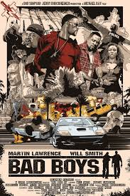 Bad Movie Poster Design Bad Boys Ii Poster By Daztibbles Watch Free Latest Movies
