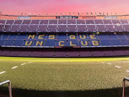 Fc Barcelona Seating Chart Camp Nou Facts Barcelona Fc Stadium Facts
