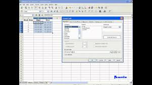Time In Spreadsheets Part 1 Excel Libreoffice Openoffice
