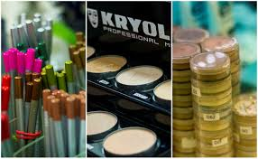 i got to know that kryolan prides itself in being the only independent manufacturer of specialised