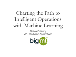 Intelligent Charting Aiia Charting The Path To Intelligent Operations With