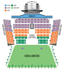 Indian Wells Tennis Seating Chart Info Desert Trip
