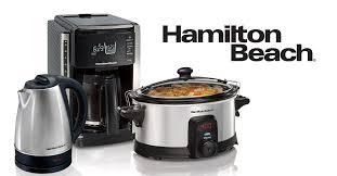 hamilton beach appliances. Wonderful Hamilton Throughout Hamilton Beach Appliances Passionate Penny Pincher