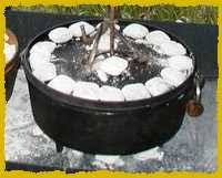 Dutch Oven Temp Chart Camp Cooking Outdoors