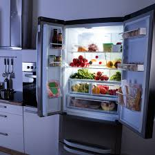 avoid refrigerators next to a wall