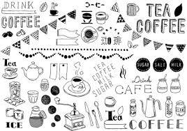 紅茶シルエット イラストの無料ダウンロードサイトシルエットac