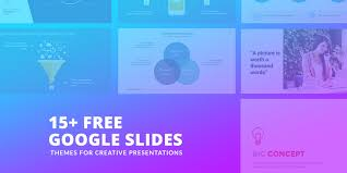 Top 15 Free Google Slides Themes 2018 From Slides Carnival