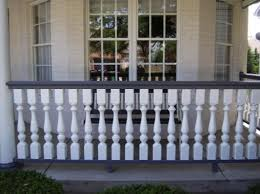 front porch railings in plainsfield il