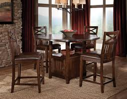 chandelier height over dining table modern counter high dining table medium brown finish modern for